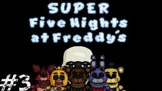 Super Five Nights at Freddy's I Kenai de partea animatronilor [Ep.3]