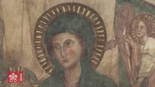 Papa Preghiera alla Madonna per Malati Coronavirus HD (2:53)