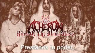 Acheron, Ave Satanas - Subtitulos Español, Actitud - Thrasher