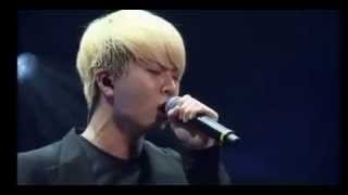 "[GOT7] Young Jae - Confession of a Friend (2AM) @GOT7 1st Japan Tour 2014 ""AROUND THE WORLD"""