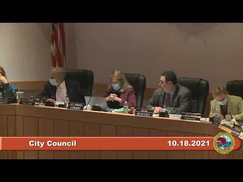 10.18.2021 City Council