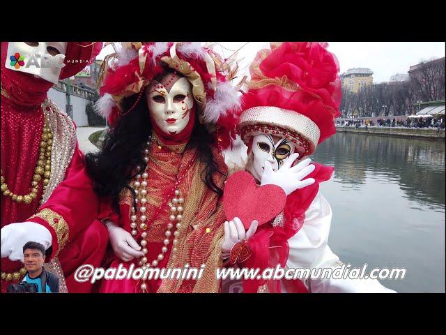 Venezia regina del Carnevale ambrosiano - Milano 2021