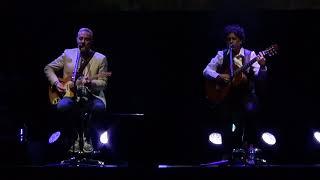 Pedro Aznar & Manuel García   Cactus [Gustavo Cerati] (Movistar Arena   25.05.2019)