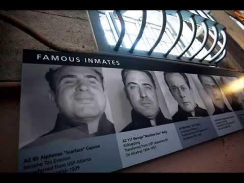 Тюрьма Алькатрас/alkatraz Сан Франциско,