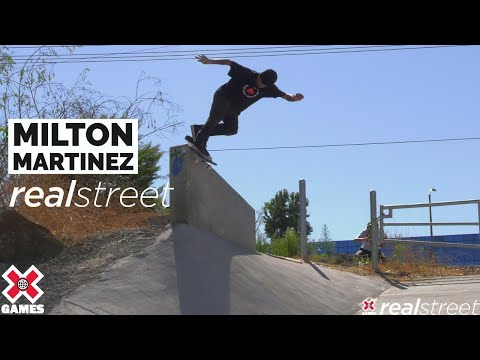 Milton Martinez: REAL STREET 2021 | World of X Games
