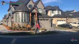 🇨🇦225》 Đi xem những căn nhà đẹp tiền tỷ gần khu mình ở | Beautiful millions dollars houses in Surrey
