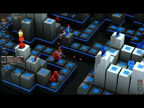 Video of Cubemen