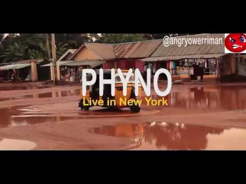 Phyno do you know swimmingology(Angryowerriman)