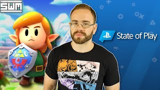 Zelda Link's Awakening Scores Big And PlayStation State Of Play Announced   News Wave