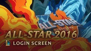 All-Star Barcelona 2016   Login Screen - League of Legends