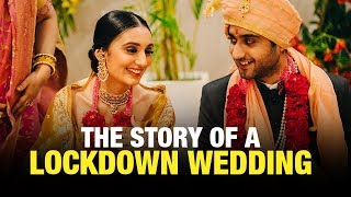Story Of A Delhi Couple Who Got Married In Covid-19 Lockdown | NewsMo - Download this Video in MP3, M4A, WEBM, MP4, 3GP