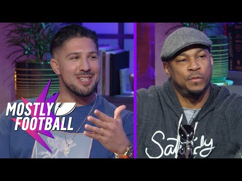 Former UFC Fighter Brendan Schaub and Comedian Finesse Mitchell Shake Things Up | Mostly Football