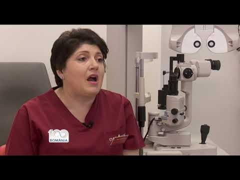 Îmbunătățirea trofismului tisular în oftalmologie