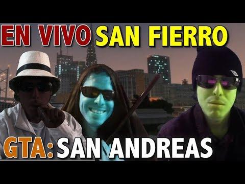 GTA: San Andreas - Juego Completo - Full Game Walkthrough - NO QUIERO VOLAR