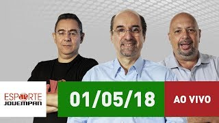 Esporte em Discussão - 01/05/18