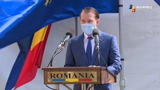 Cîţu: Cel mai important sprijin pe care Guvernul îl poate da specialiştilor de la 'Cantacuzino' - să nu îi încurce cu decizii politice
