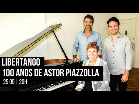 LiberTango - 100 anos de Astor Piazzolla