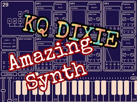 KQ Dixie new AU FM synth - Page 4 — Audiobus Forum