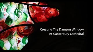 Creating The Damson Window