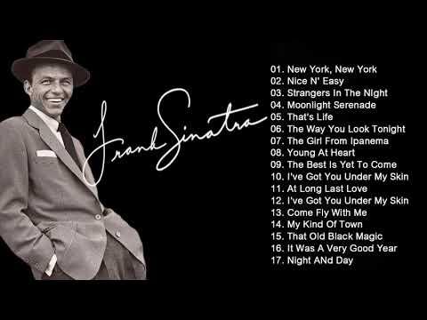 Best Songs Of Frank Sinatra New Playlist 2018 -  Frank Sinatra Greatest Hits Full ALbum Ever