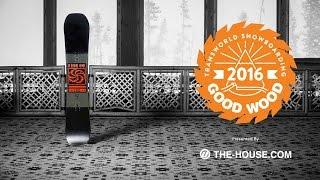 Best Men's All Mountain Snowboards : Ride Berzerker : 2015-2016 Good Wood Board Test