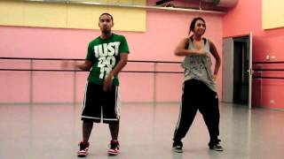 Chris Brown ft. Trey Songz - Wait choreography