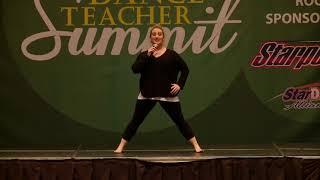 Dance Teacher Summit 2017 - Mandy Moore (Contemporary)