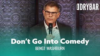 Too Ugly For Comedy. Bengt Washburn - Full Special