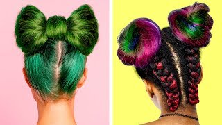 19 IDEAS FOR YOUR BORING HAIRSTYLES