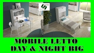 Mobile letto DAY & NIGHT BIG