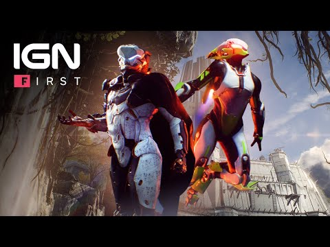 Anthem: 15 Minutes of Lost Arcanist Gameplay