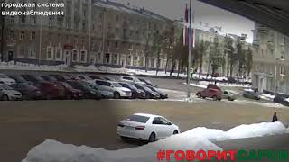 ДТП, Саров, проспект Мира, 13 марта 2018