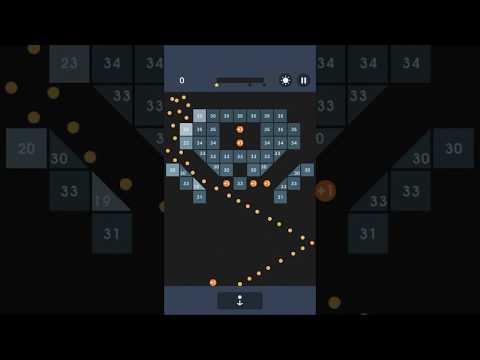 cegieł przerwy puzzle wideo