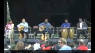Ziggy Marley | Three Little Birds | White House Easter Egg Roll
