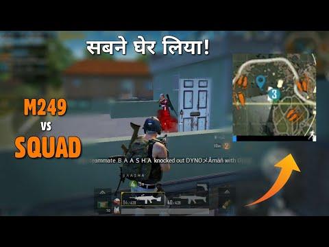 Download Thumbnail For 100 Noob Gameplay Pubg Mobile Hindi