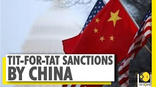 China slaps tit-for-tat sanctions on 3 US lawmakers; Watch live report - Download this Video in MP3, M4A, WEBM, MP4, 3GP