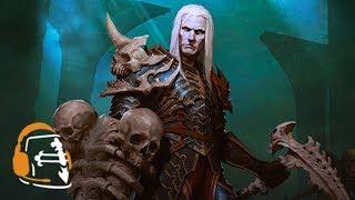 Diablo 3: стоимость и дата выхода некроманта