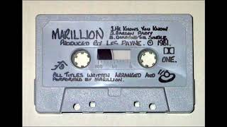 Marillion - The Roxon Tape (Demo) - 19/7/1981
