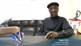 Reggie Clark Pomona Winter Shelter Interview