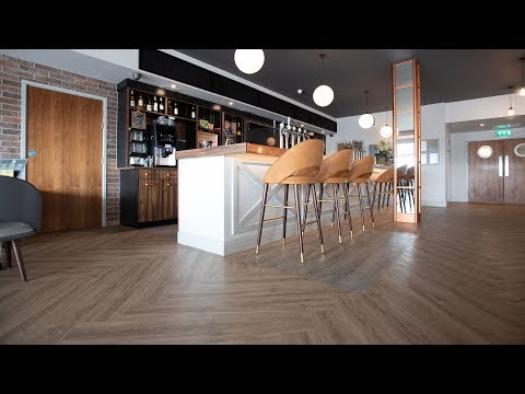 Polyflor | Bar & Grill in Humberside Airport
