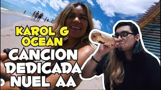 Karol G   Ocean (Video Oficial) REACCIÓN