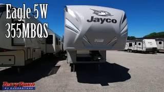 2017 Jayco Eagle 5W 355MBQS  Walkthrough