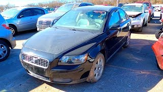 Copart Walk Around 11-19-19 + Volvo S40