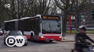 Gambar cover Hamburg Belediyesi elektrikli otobüse geçti - DW Türkçe