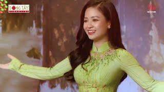 Dương Hoàng Yến đẹp dịu dàng, tinh tế khi diện Áo dài trong chương trình Ký ức vui vẻ Mùa 3 - Tập 1