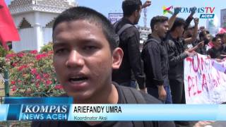 PERINGATAN 17 TAHUN TRAGEDI KKA  KOMPAS NEWS ACEH 04/05/2016
