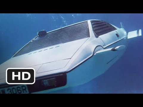 The Spy Who Loved Me - Lotus Esprit submarine