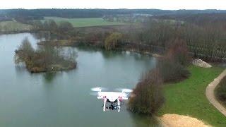 FPV Quadcopter - Dji Phantom 3 - Dji Phantom 1 - Duo Flight