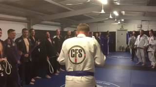 New JJ Blue Belt Stevenage