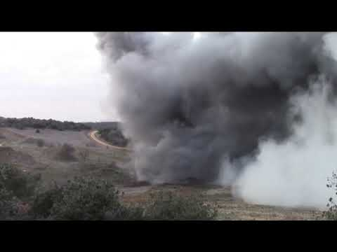 Απίστευτο! Βλήμα από το πεδίο βολής στο Βόλο σκότωσε κοπάδι πρόβατα (βίντεο)